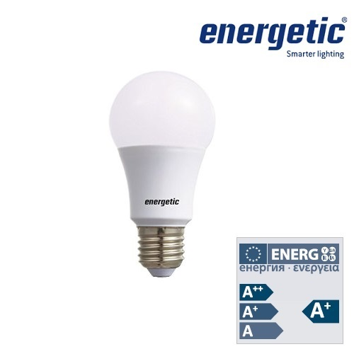 Energetic Lamp A67 Frosted Bulb E27 12W LED 2700k 5752 1212 51