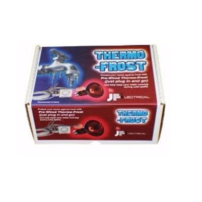 Thermo-Frost Prewired Frost Protection Kit 6m Flex & Infrared Lamp