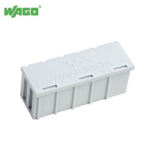Wago WAGOBOX Multi-Purpose Junction Box 51008291 Grey 108mm x 39mm x 44mm