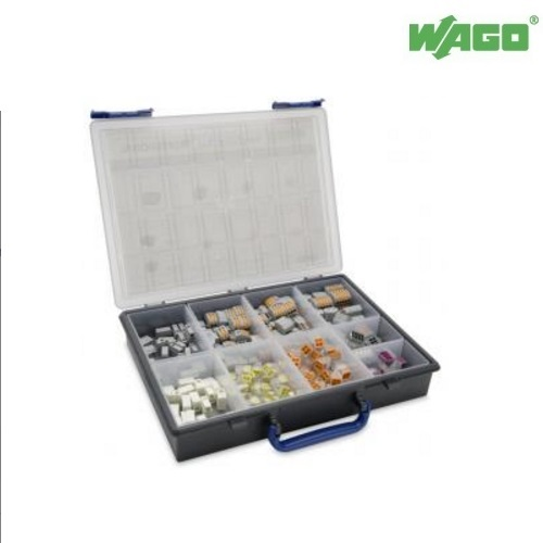 Wago Professional Installation Box 51228988 - 222,773 & 224 Series 240 Pieces