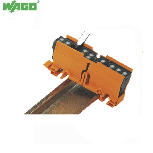 WAGO 773-332 Mounting Carrier For 4 Pushwire Connectors 10 Pack