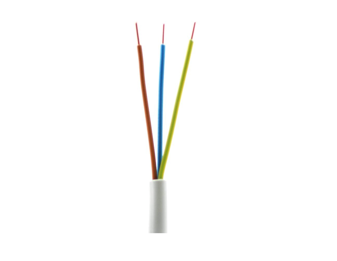 3 x 6mm NYM-J Industrial Electrical Cable (Per 1mtr) 36NYM