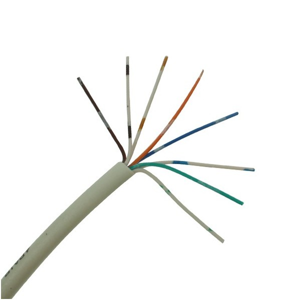 4 Pair Telephone Cable (Per 1mtr) 4PT