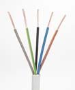 5 x 6mm NYM-J Industrial Electrical Cable (Per 1mtr) 56NYM