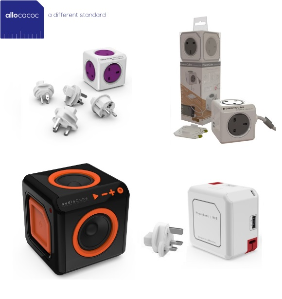 PowerCube Adapters & Accessories