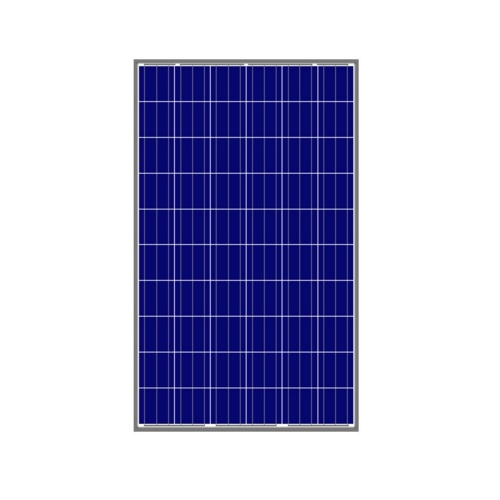 255W Polycrystalline High Performance Solar Panels AS-6P30 Conversion Efficiency 16.9% AS6P30255W