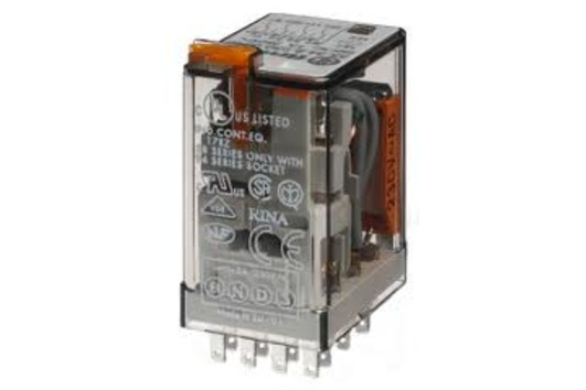 14 Pin Mini Finder Relay 110v AC 7A 14PMR110VAC