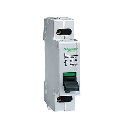 1 Pole 100A Switch Disconnector 15090 | Schneider Electric