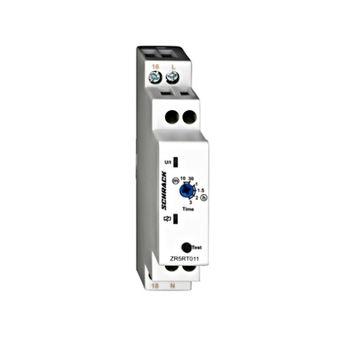 Schrack ZR5RT011 Central Test Unit For Emergency Lighting Din Rail Mounted