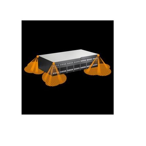 steinel is300 passive infrared motion sensor 300 12m. Black Bedroom Furniture Sets. Home Design Ideas