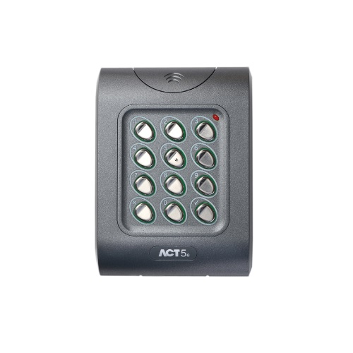 ACT 5e Standalone Access Control Digital Keypad