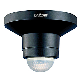 Steinel 360 degree sensor black IS360B