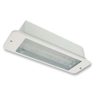 Non maintained recessed emergency light RNM3F8
