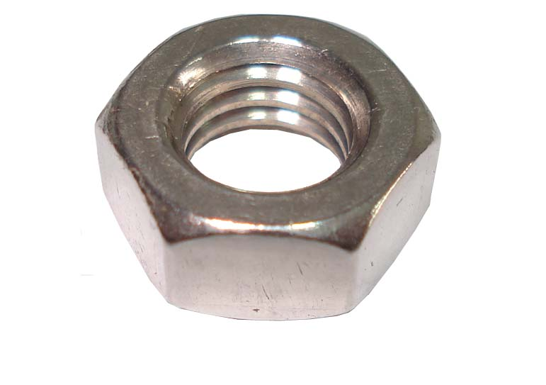 12mm steel nut M12NSS