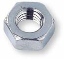 6mm hex nuts M6N