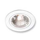 White Low Voltage Ring Aurora A2DLL111W