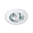 White GU10 downlights Aurora  A2DLM141W