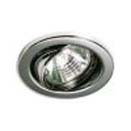 Chrome GU10 tilt downlights Aurora  A2DLM142PC