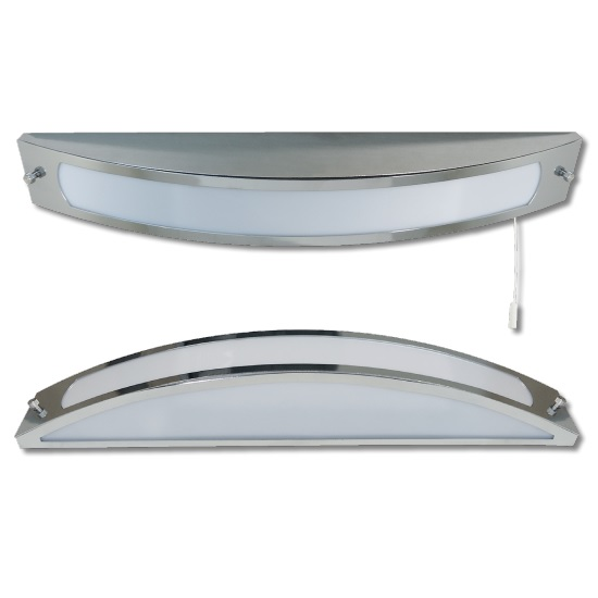 18w Low Energy Decorative Over Mirror Light OML18