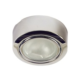 Chrome 12v Cabinet downlighter  D041