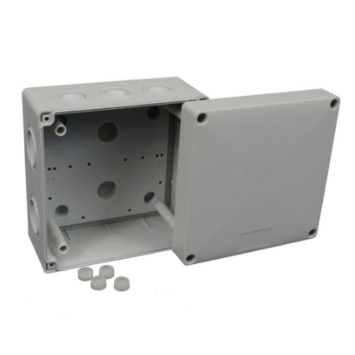 Kopos Junction Box 125x125x74 IP66 KSK125