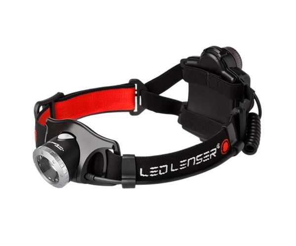 LED Lenser H7R.2 Rechargeable Head Lamp Torch H7R.2