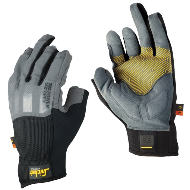 Snickers Power Open Glove Left Hand Size - 9 9531-9