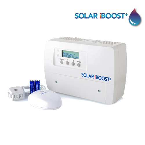 Solar iBoost+ System CA-20/15 - Automatically Consumes Excess Energy (Rather than export it to the grid from your solar inverter)