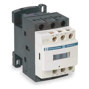 9A 24v Contactor 1 Normally Open 1 Normally Closed LC1D09B7 Telemecanique LC1D09B7