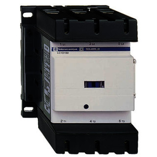 150A 230v Contactor 1 Normally Open 1 Normally Closed LC1D150P7 Telemecanique LC1D150P7