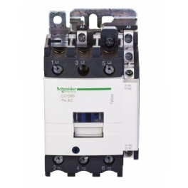 50A 230v Contactor 1 Normally Open 1 Normally Closed LC1D50P7 Telemecanique LC1D50P7