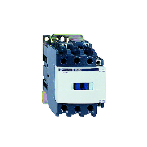 65A 400v Contactor 1 Normally Open 1 Normally Closed LC1D65V7 Telemecanique LC1D65V7