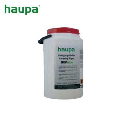 Haupa Cleaning Wipes HUPwipe 80 Wipes / 3 Litre 170118 170118