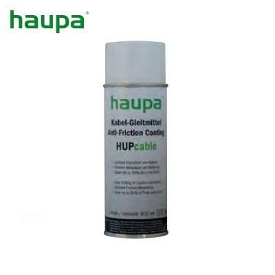 Haupa 170174 HUPcable Anti Friction Coating / Cable Spray 400ml