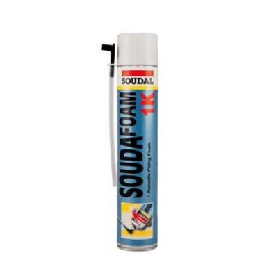 Soudafoam 1K B3 Polyurethane Acoustic Fixing Foam 750ml