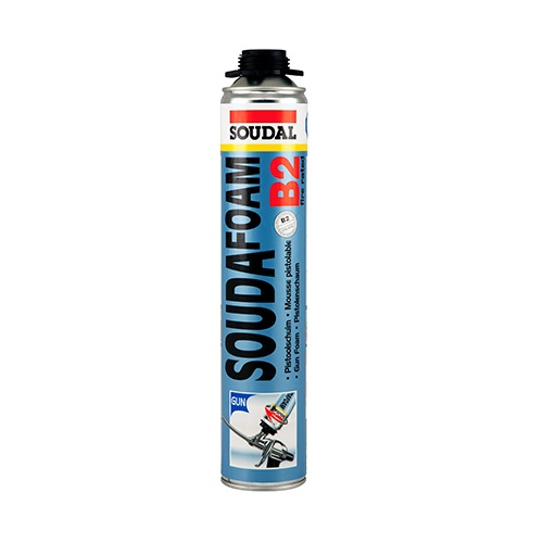 Fire Rated Expanding Foam Hand Held SOUDAFOAMB2 SFF750 750ml