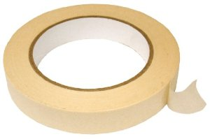 Masking Tape 20mm Wide x 50m Length
