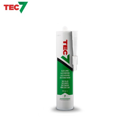 Tec7 Glue, Mount And Seal WHITE