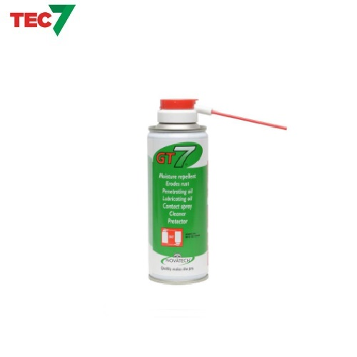 Tec7 GT7 Multi Purpose Spray Penetrating Oil / Lubricant / Fights Rust / Cleaner 200ml