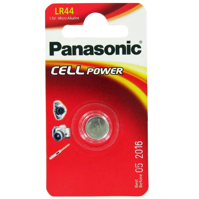 Panasonic Cell Power Batteries -  (Pack Of 1)