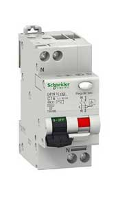 RCBO Residual Current Breakers
