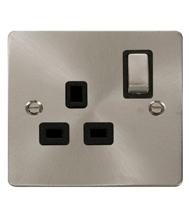 Domestic Plugs, Switches & Sockets