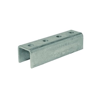 Unistrut External Channel Coupler P1377