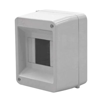 Marlanvil 100x135x90 2-4 Module Enclosure IP40 90.04 CT4
