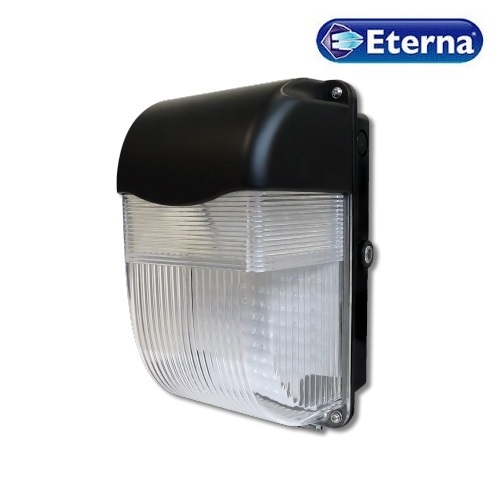 Electrical wholesaler 11w ip65 led bulkhead with photocell 6400k 11w ip65 led bulkhead with photocell 6400k 700 lumen black eterna bh11ledpc mozeypictures Image collections