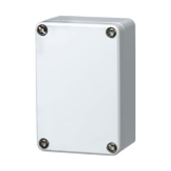 98x66x41mm IP66/67 Enclosure Grey Fibox PC071004