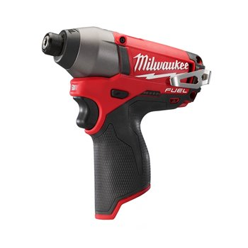 Milwaukee M12CID-0 M12 FUEL Compact ¼˝ Hex Impact Driver -(Naked) 4933440410