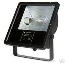 Flood Light Metal Halide 250W C/W Lamp HLO7325