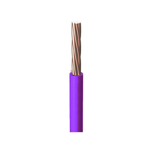 2.5mm Panel Wire Purple (Per 1mtr) 2491X