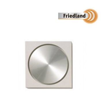 Friedland D454 Doorchime WARBLER Hard Wired Mains Or Battery (R14-Cx4) D454